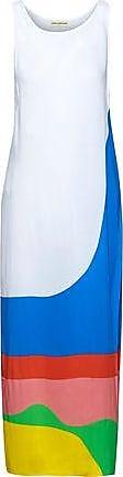 Mara Hoffman Mara Hoffman Woman Printed Voile Coverup White Size XS