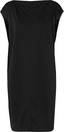 Rick Owens Cotton-jersey Tunic - Black