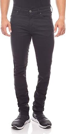 Wrangler Mens Larston Knight Jeans, Black, W30/L32 (Manufacturer Size: 32/30)