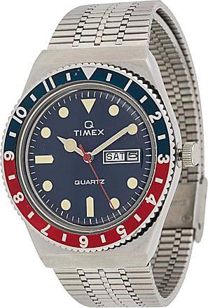 Timex Relógio Q Reissue de 38mm - Prateado