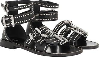 Zadig & Voltaire Sandals - Ever Smooth Sandals Black - black - Sandals for ladies