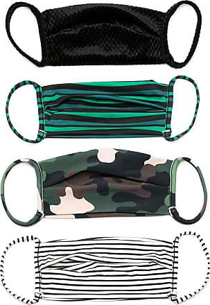 Amir Slama Vierteiliges Mundschutz-Set - Mehrfarbig