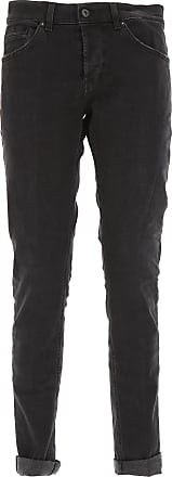 Dondup Jeans On Sale in Outlet, Black, Cotton, 2019, 30 34 35