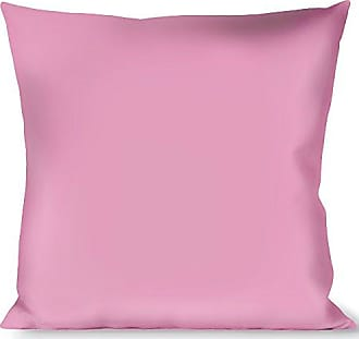 Buckle Down Pillow Decorative Throw Baby Pink