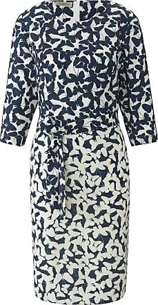 Uta Raasch Dress butterfly pattern Uta Raasch multicoloured