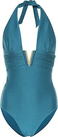 Heidi Klein V Bar onepiece swimsuit