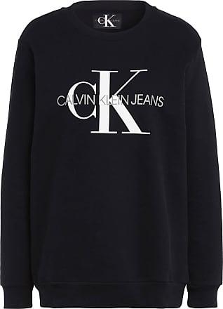 Calvin Klein Jeans Sweatshirt - SCHWARZ