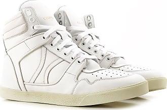 Celine Sneaker für Herren, Tennisschuh, Turnschuh Günstig im Sale, Weiss, Leder, 2019, 39.5 41 42 43 44.5