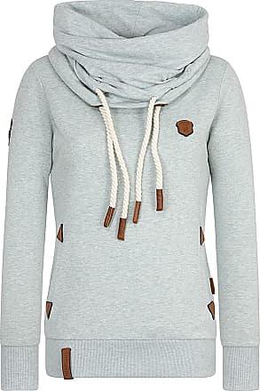 Naketano Naketano Unterfickte Alte - Sweatshirt für Damen - Grün b970fb03fa