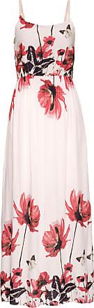Bodyflirt Dam Mönstrad maxiklänning i rosa utan ärm - BODYFLIRT fc2a379eaf936