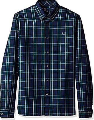 a91f9b66e Fred Perry® Checkered Shirts − Sale  up to −35%