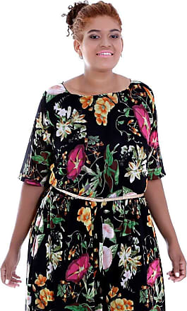 Vickttoria Vick Vestido Belamina Plus Size (44)