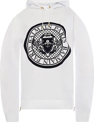Blue Sweatshirt  Balmain  Hettegensere & hoodies - Dameklær er billig