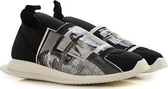 Rick Owens Slip on Sneakers for Men On Sale in Outlet, Black, Neoprene, 2019, 6.5 6.75 7 7.5 8 8.5 9