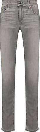 Paige Calça jeans skinny Croft - Cinza