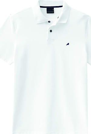 Enfim Camisa Slim, Enfim, Masculina, Branco, M