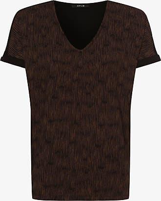 OPUS Damen Shirt - Suminchen Ethno braun