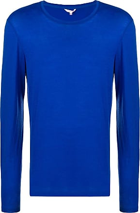 Orlebar Brown classic long-sleeved T-shirt - Blue