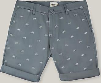Brava Fabrics Fixed Gear Rider Printed Shorts