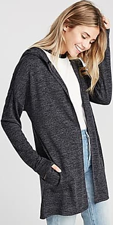 Twik Rayon hooded cardigan