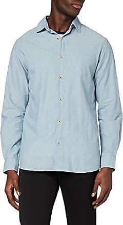 CASA Moda Cotone Premium Comfort Fit Check Camicia in Grigio check taglia XXL fino a 6xl