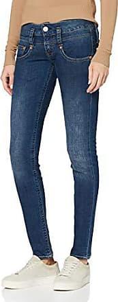 Herrlicher Piper Slim Damen Jeans Hose Stretchdenim easy