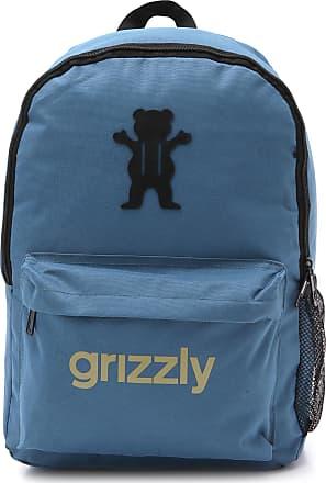 Grizzly Mochila Grizzly Og Logo Azul