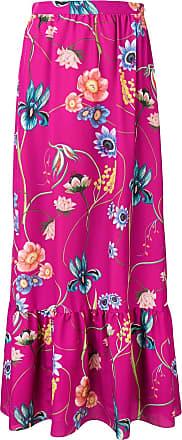 Borgo De Nor Jaqueline maxi skirt - Rosa