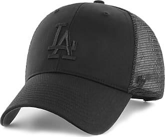 47 Brand 47 MLB Los Angeles Dodgers Branson MVP Trucker Cap - Cotton Mesh Trucker Unisex Baseball Cap Premium Quality Design and Craftsmanship by Generational