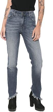 Ellus Calça Jeans Ellus Skinny Shapphire Azul