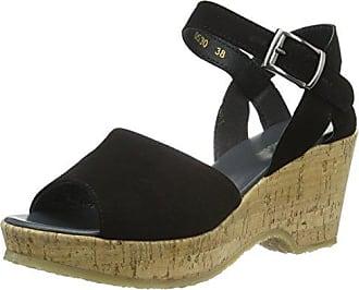 4bd50a71b43 Gardenia Copenhagen Womens 0530 Wedge Heels Sandals
