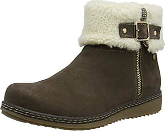 b0e83611447fb7 Hush Puppies Damen Maltese Collar Boot Kurzschaft Stiefel