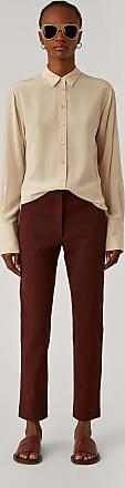Joseph New Eliston Gabardine Stretch Trousers