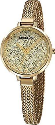 Seculus Relógio Seculus Feminino 13036lpsvds1
