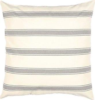 VHC Brands Boho & Eclectic Farmhouse Bedding - Grace White Fabric Euro Sham