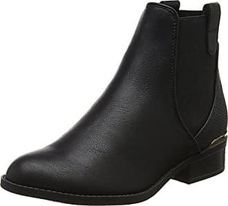 New Look Darlington, Bottes Chelsea Femme, Noir (Black), 36 EU 30f6bd62edbb