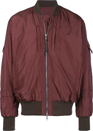 Qasimi bomber jacket - Red