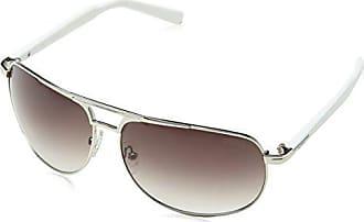 Guess Herren Sonnenbrille GG2056 6448F Braun (Marron) 64