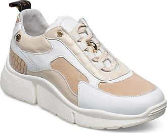 Novita Marcena Sneakers Låga Sneakers Vit Novita