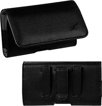Mundaze Mundaze Leather Belt Clip Pouch Carrying Case for LG L90
