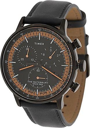 Timex Relógio Waterbury Classic de 40mm - Cinza