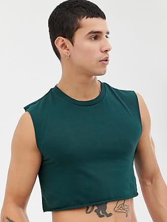 b3a5e40559211a Men s Asos® Sleeveless Shirts − Shop now up to −72%