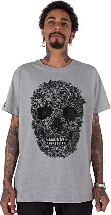 Stoned Camiseta Masculina Spring Skull - Tsmsprisku-cz-04