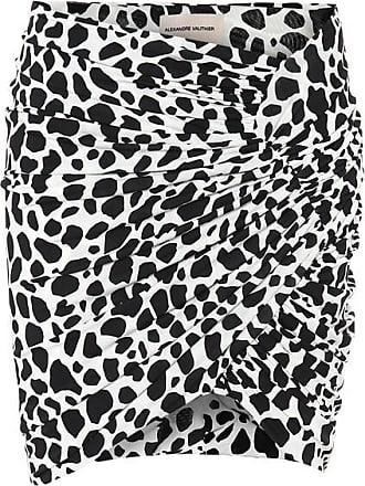 Alexandre Vauthier Exclusive to Mytheresa - Animal-print stretch-jersey miniskirt