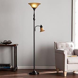 Southern Enterprises Flynn Fynn Floor Lamp