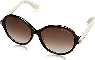 Tom Ford Womens Sunglasses Ft0343, Brown, 59