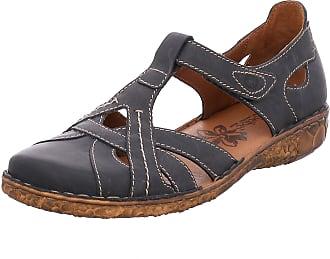 b800600d6a9 Josef Seibel Womenss Rosalie 29 Closed Toe Sandals Blue 9 UK