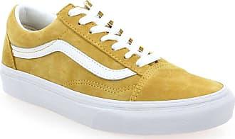 vans old skool jaune femme