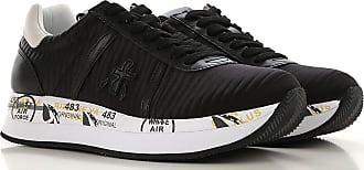 Premiata Sneakers for Women On Sale, Black, Leather, 2019, 2.5 3.5 4.5 5.5 6.5 7.5 8.5