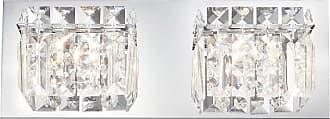 Elk Lighting Crown 2 Light Bathroom Vanity Light - BV1002-0-15